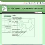 Polskie Towarzystwo Prawa Sportowego
